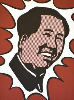 Roy Lichtenstein - Mao