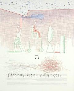 David Hockney - Parade