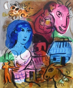 Homage to Marc Chagall