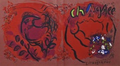 Jacket Cover from Chagall Lithographe, Volume I