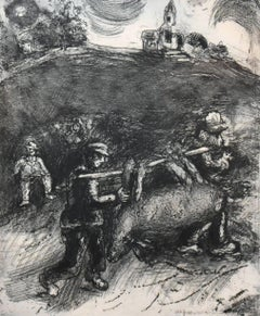 The Miller, His Son, and the Donkey