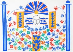 Apollon, from The Last Works of Henri Matisse