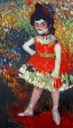 Danseuse Naine (Dwarf Dancer), from Barcelona Suite