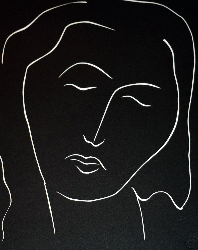 Pasiphae Plate 35 - Print by Henri Matisse