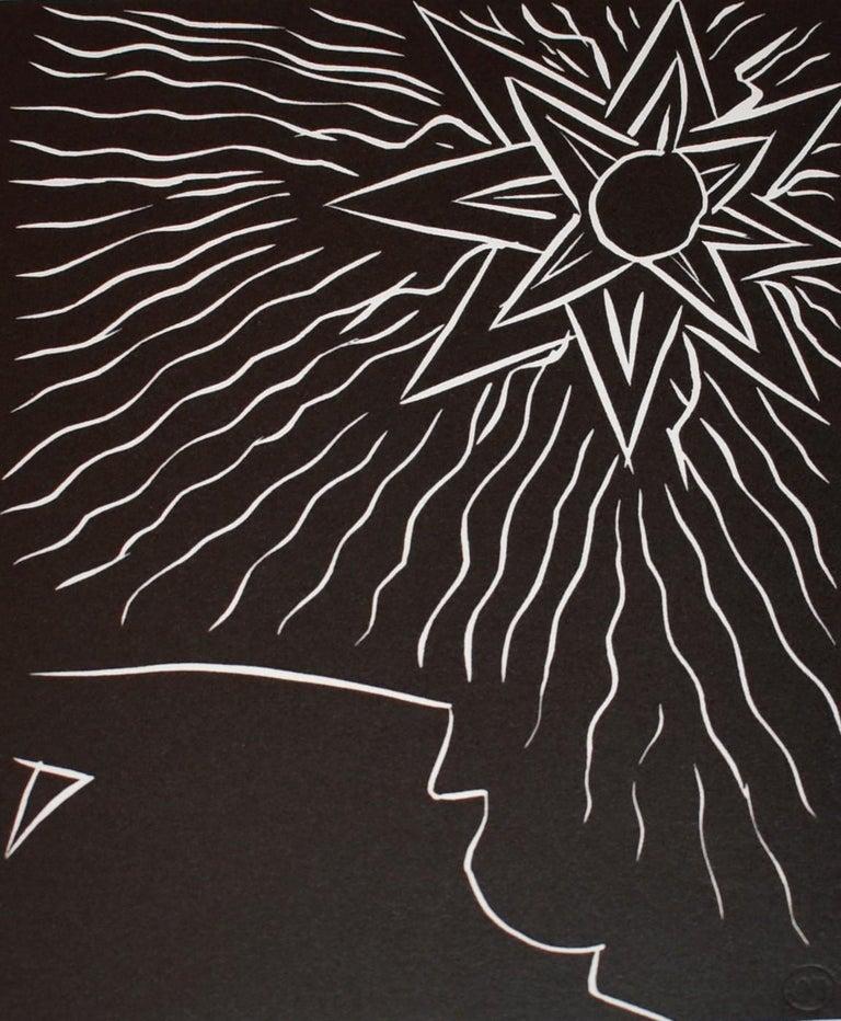 Pasiphae Plate 38 - Print by Henri Matisse