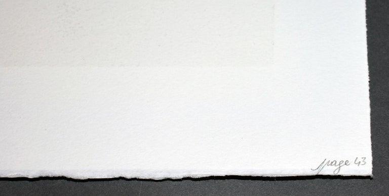 Pasiphae Plate 38 - Black Portrait Print by Henri Matisse