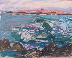 Coastal Scene I