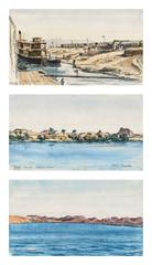 Sketches on the Nile