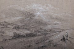 Shepherds at Steeple, Purbeck