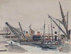Cadiz Harbour