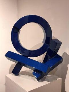 Blue Quadrilateral