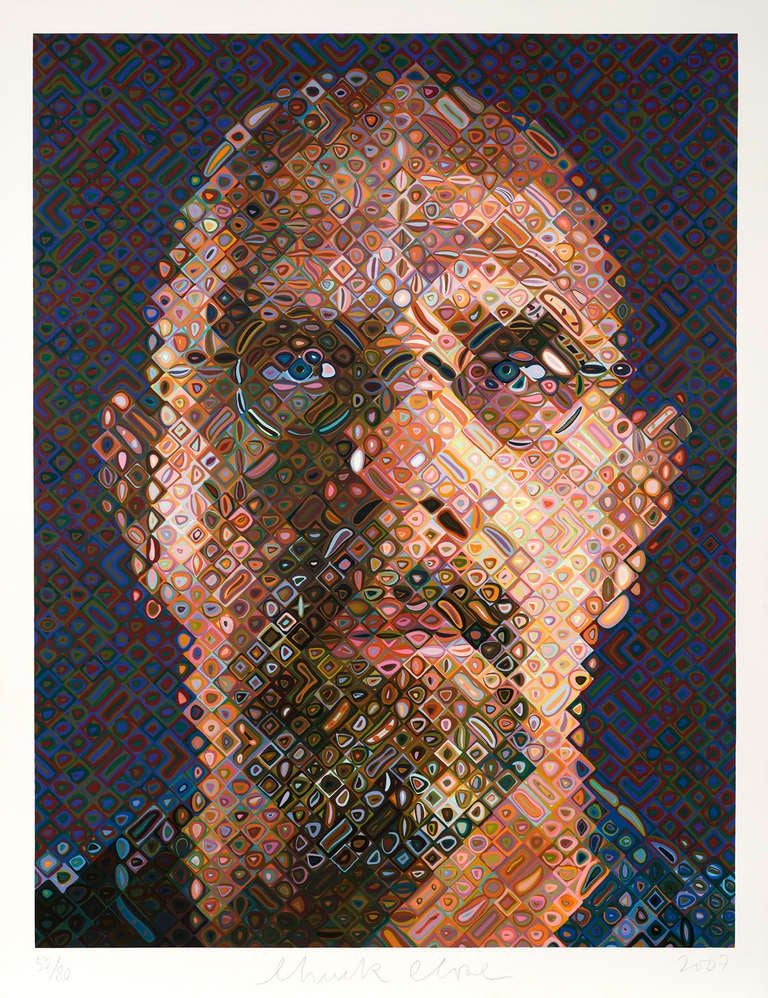 chuck close Chuck close, director: bob chuck close was born on july 5, 1940 in monroe, washington, usa he is a director and actor, known for bob (1973), six degrees of separation (1993) and chuck close (2007.