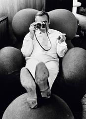 Sean Connery with Camera