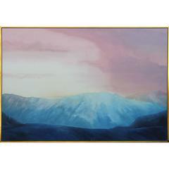 Nancy Conrad - Mountain Landscape