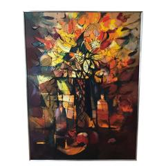 Paul Maxwell Abstract Still Life