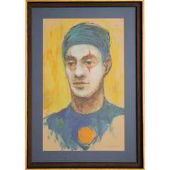 William Hoey 1960s Portrait