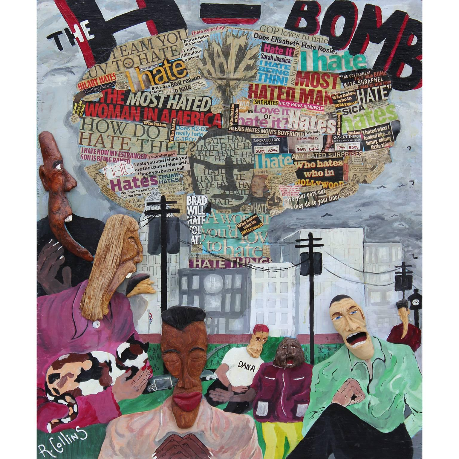 """""""The H-Bomb"""" Dimensional Assemblage"""