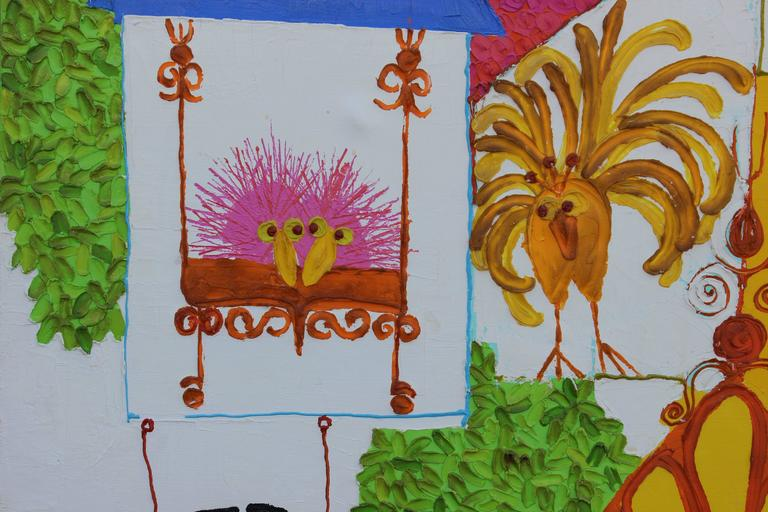 patty waldrip taylor patty waldrip taylor colorful bird painting