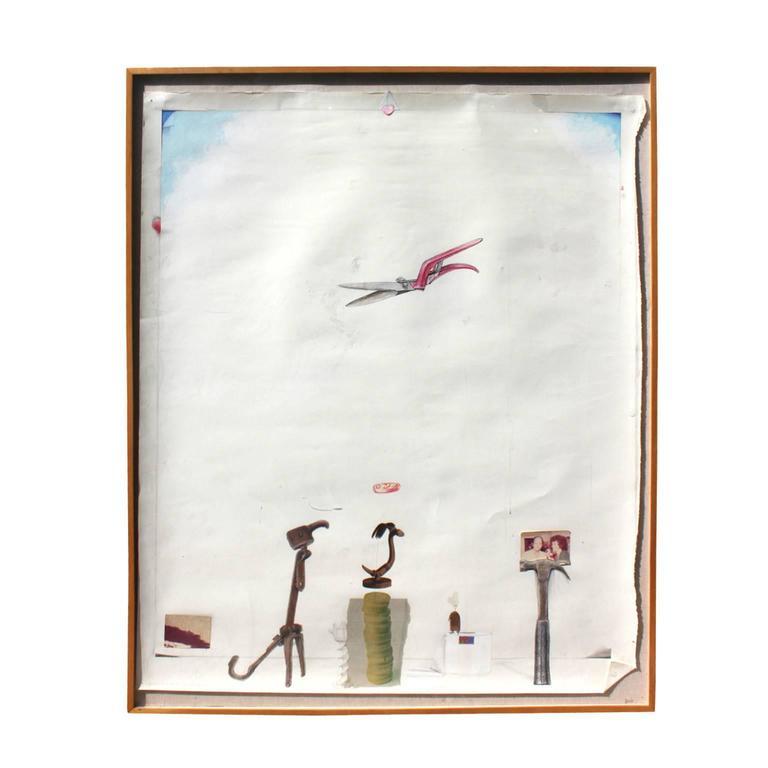 Jack Boynton Large Abstract - Painting by Jack Boynton