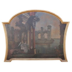 18th Century Italian Architectural Painting