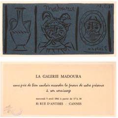 La Galerie Madoura
