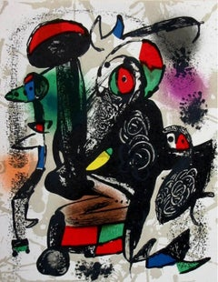 Untitled, Joan Miró