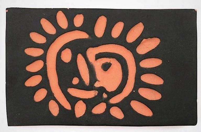 Pablo Picasso - Petite Soleil 1