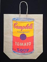 Campbell's Tomato Soup Can (Shopping Bag)
