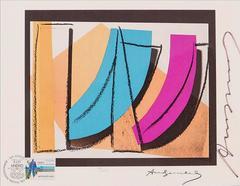 Andy Warhol - UN Stamp