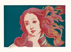 Andy Warhol - Birth of Venus