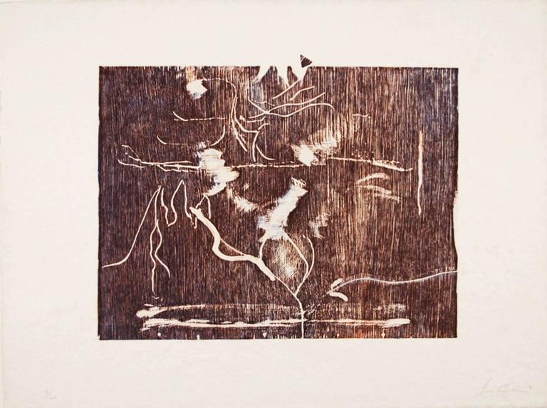 Helen Frankenthaler - The Clearing 1