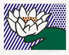Roy Lichtenstein - Water Lily