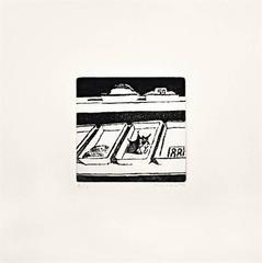 Wayne Thiebaud - Delicatessen Trays