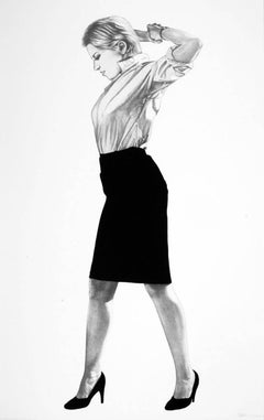Cindy, Robert Longo