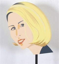 Alex Katz Mixed Media