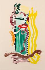 Roy Lichtenstein - Portrait