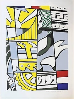 Roy Lichtenstein - Bicentennial