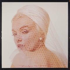 Marilyn with Veil