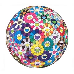 Flower Ball (Thoughts on Matisse)