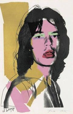 Andy Warhol - Mick Jagger #143