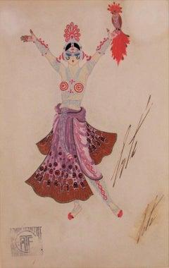 Premiere Dame Hindoue