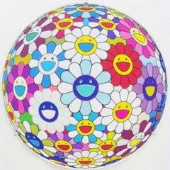 Flower Ball (Sequoia Sempervirens)