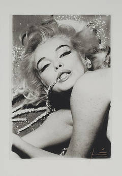 Marilyn with Jewels