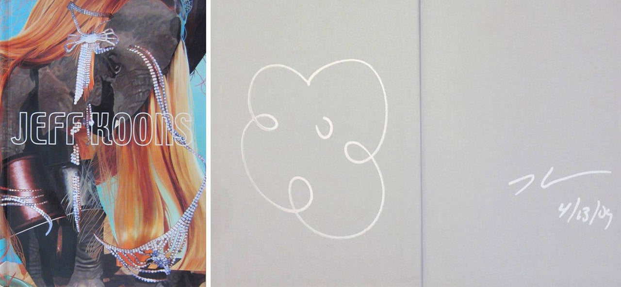 Jeff Koons Abstract Print - Untitled