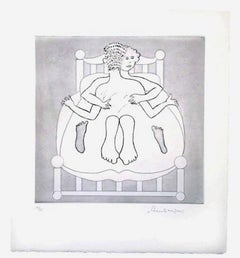 Untitled VII, Louise Bourgeois