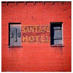 Untitled VII (Santa Fe Hotel), Robert Cottingham