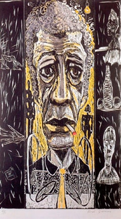 Giacometti, Red Grooms