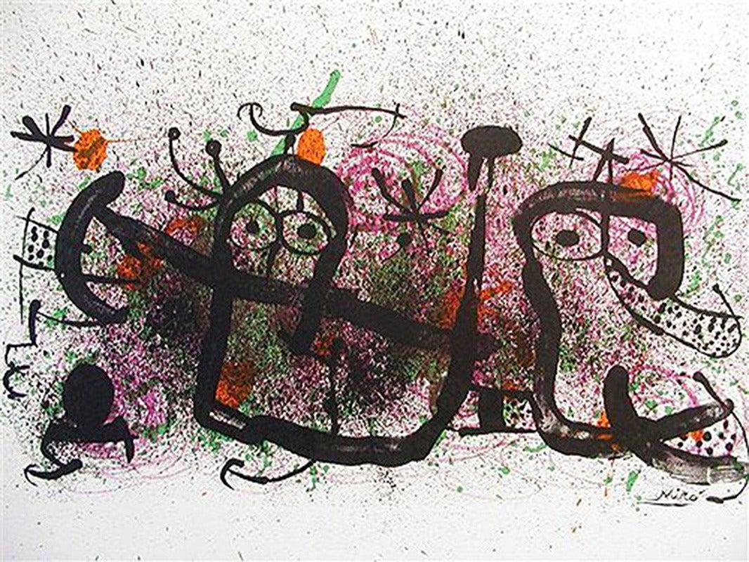 Ma de Proverbis, Joan Miró