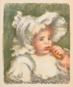 L'Enfant au Biscuit, Pierre-Auguste Renoir