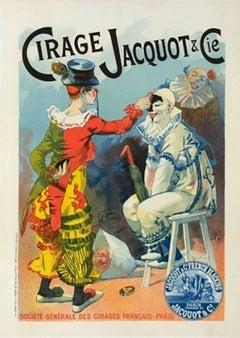 Cirage Jacquot & Co., Lucien Lefevre